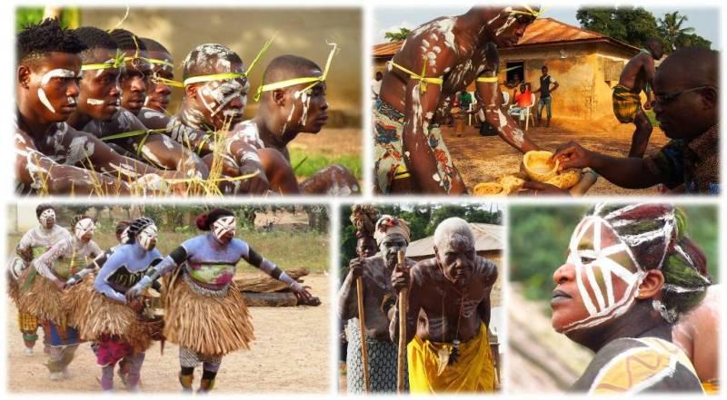 sur la culture ivoirienne